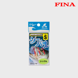 ASSIST HOOK SEABASS SINGLE (FS480)